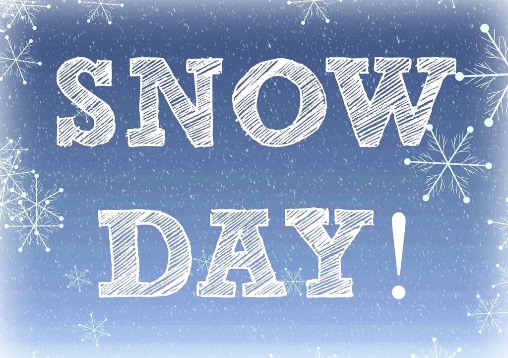 Snow Day 12/3