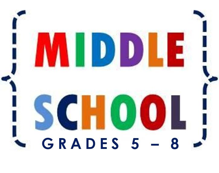 Grades 5 - 8