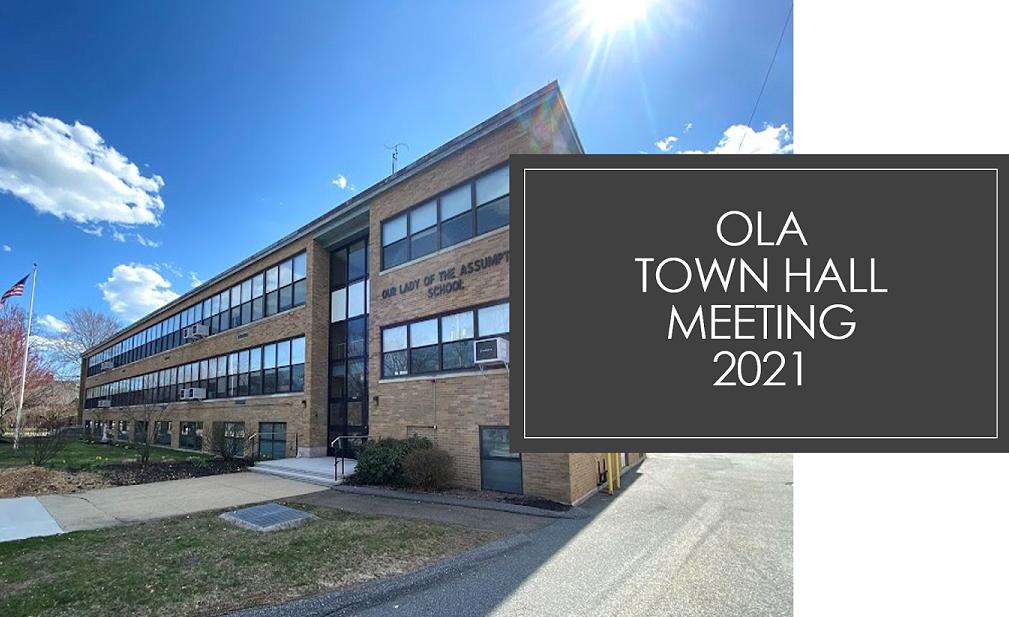 OLA Town Hall 2021