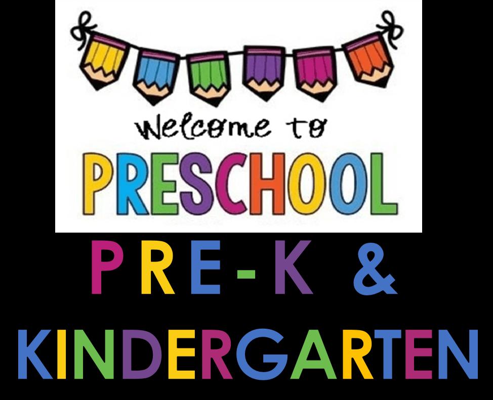 preschool - kindergarten