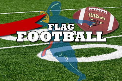 Wednesday: Flag Football with Mr. Goodwin