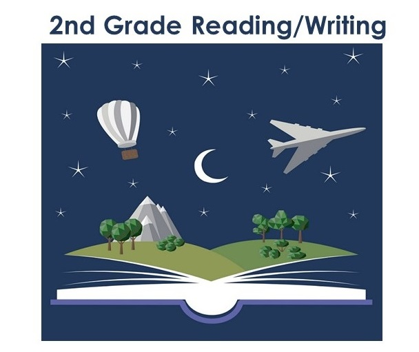 Tuesday: 2nd Grade Reading and Writing