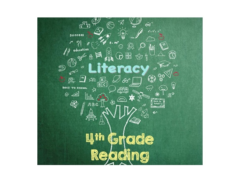 Monday or Wednesday: Reading & Literacy