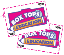 COLLECT BOX TOPS