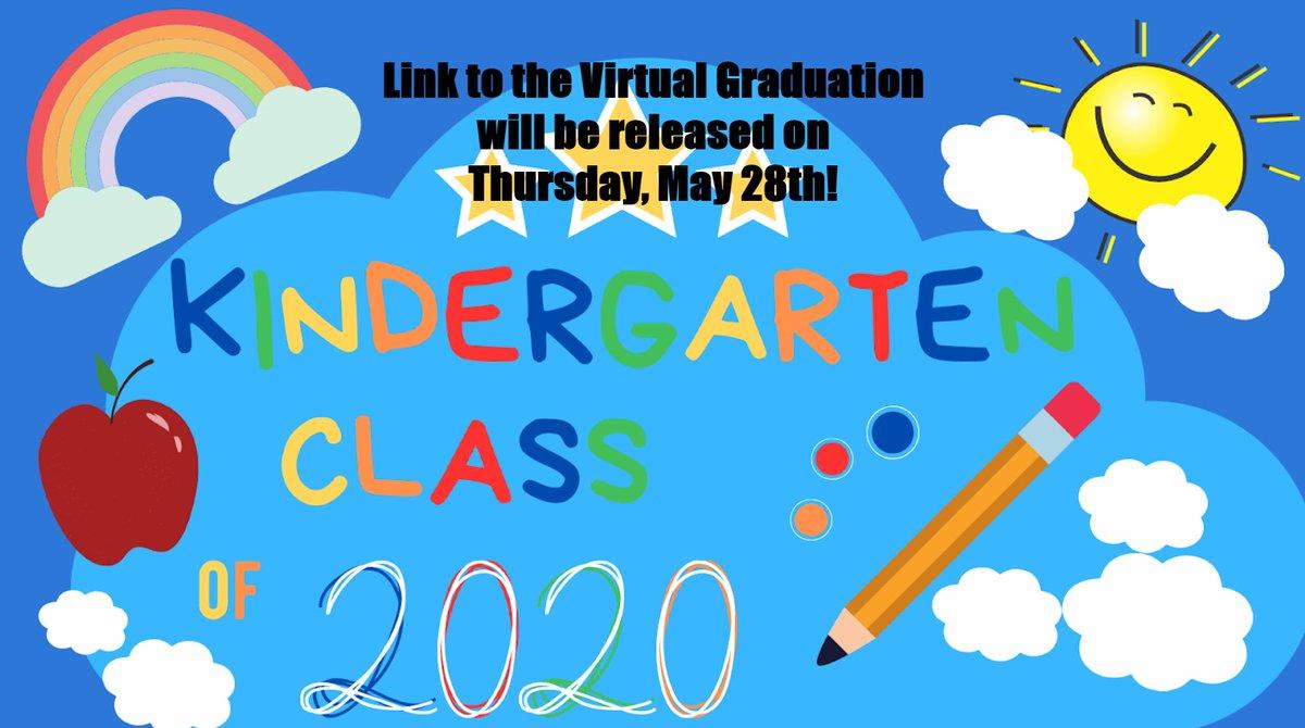 Kinder Graduation 2020