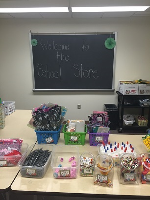 Be Sure to visit our School Store
