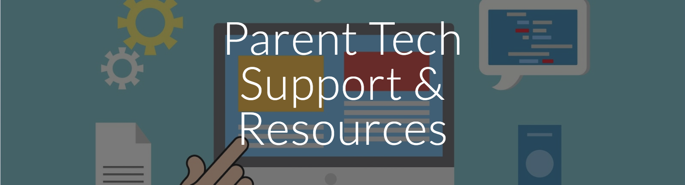 SAU16 Parent Tech Support