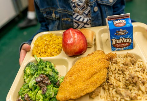 In school Meal Order form: Sept. 14th -18th, 2020