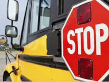 RULES OF SCHOOL BUS SAFETY