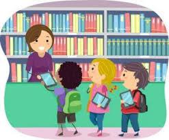 Mary Reid School Library!