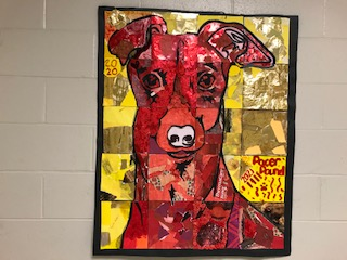 Pacer art work