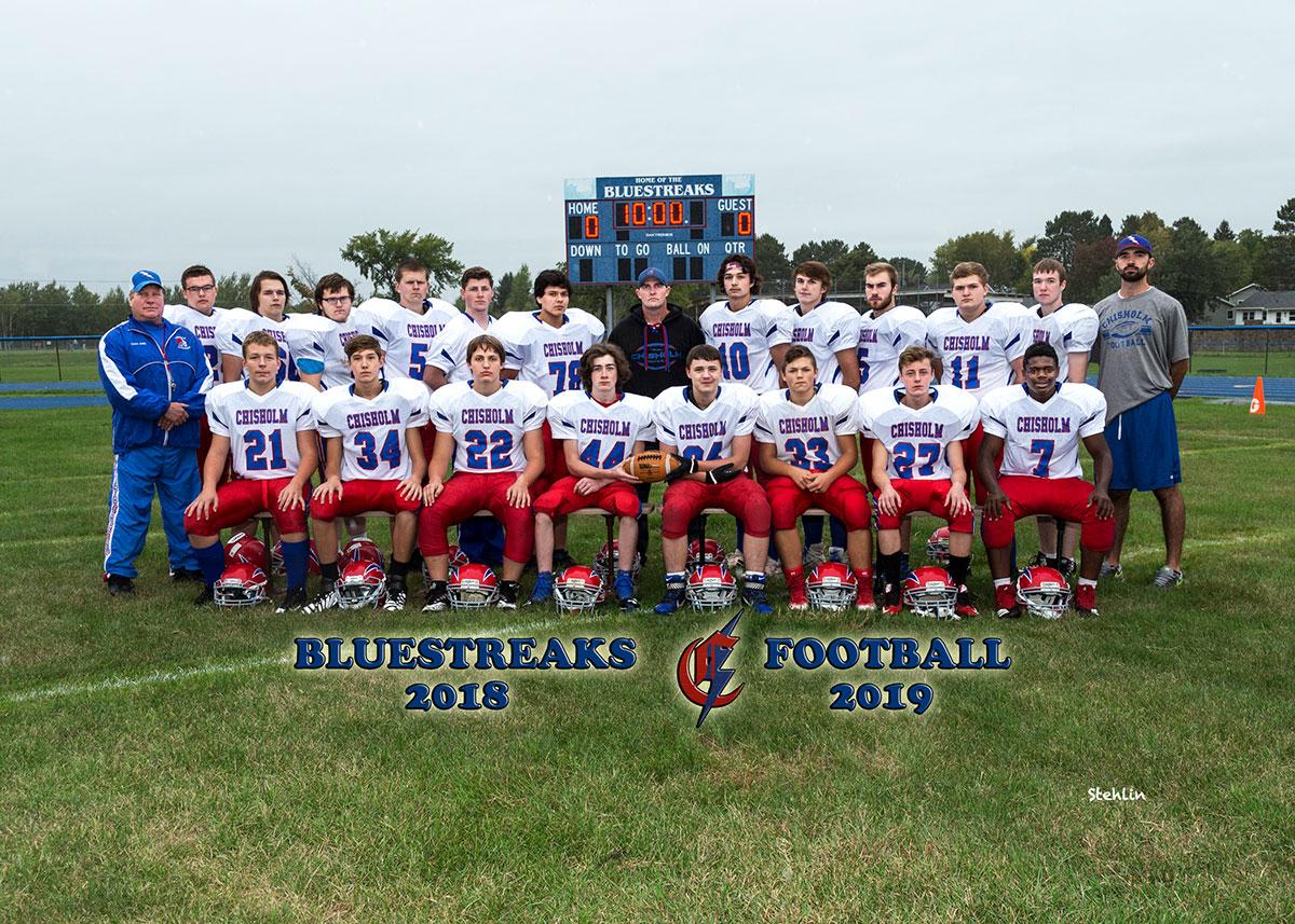 Varsity Football 2018-2019