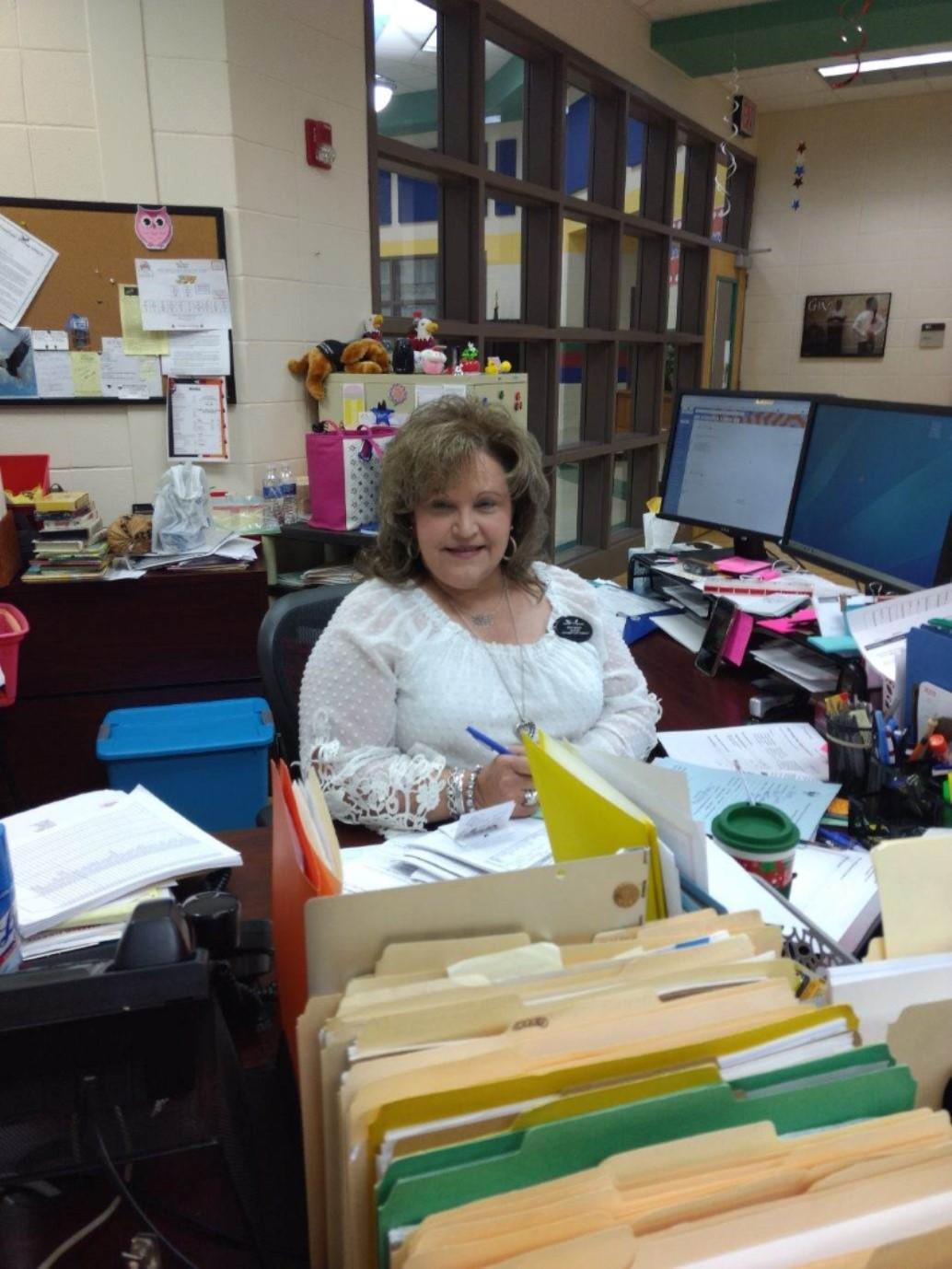 Mrs. Braddy