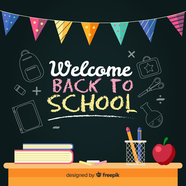 Click to view Principal's Welcome Back Message