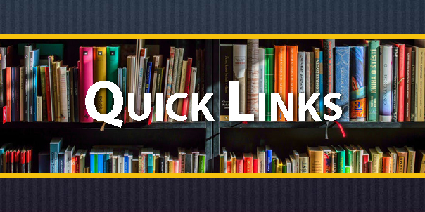 Click here for important links and resources