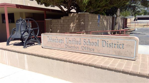 Special Education Tehachapi Unified School District
