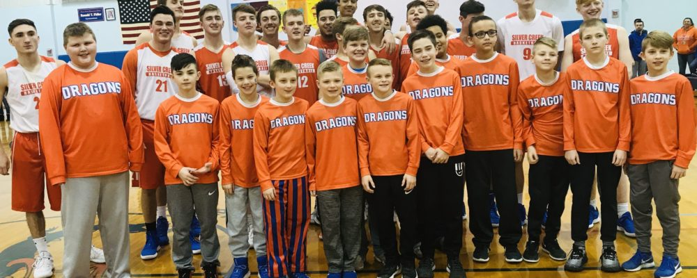 Students -Orange Dragons!
