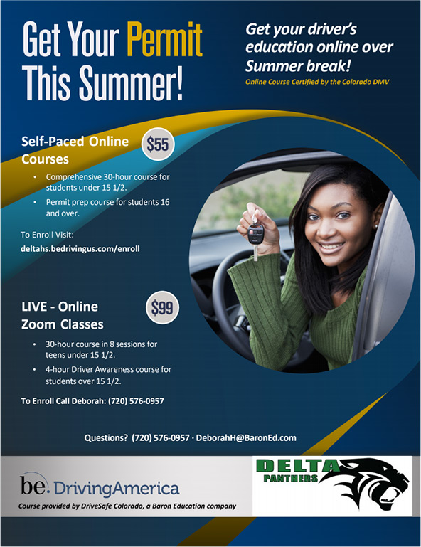 Online Drivers Education Signup