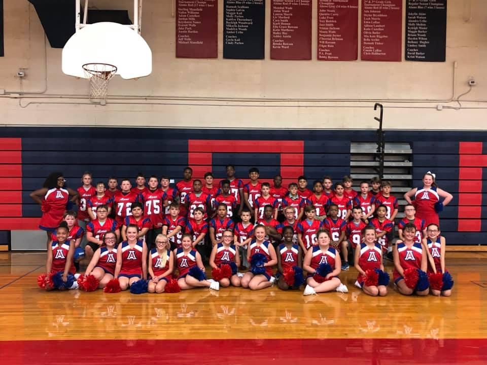 2019-20 ACS Football & Cheer